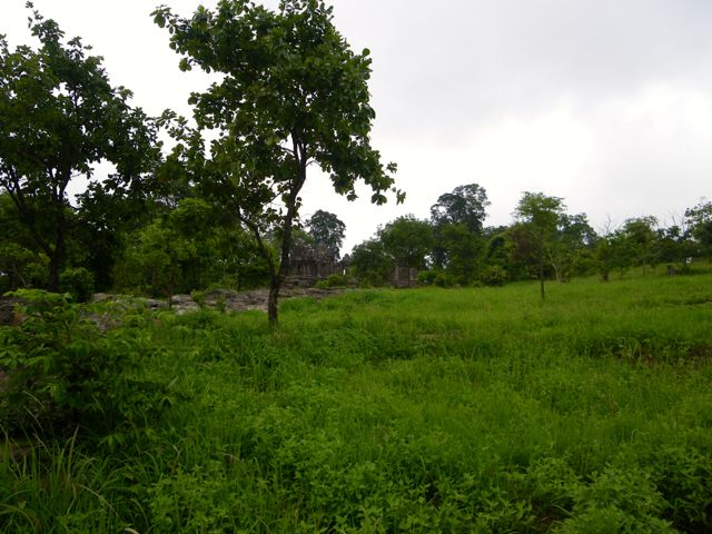 The Grounds of Preah Vihear