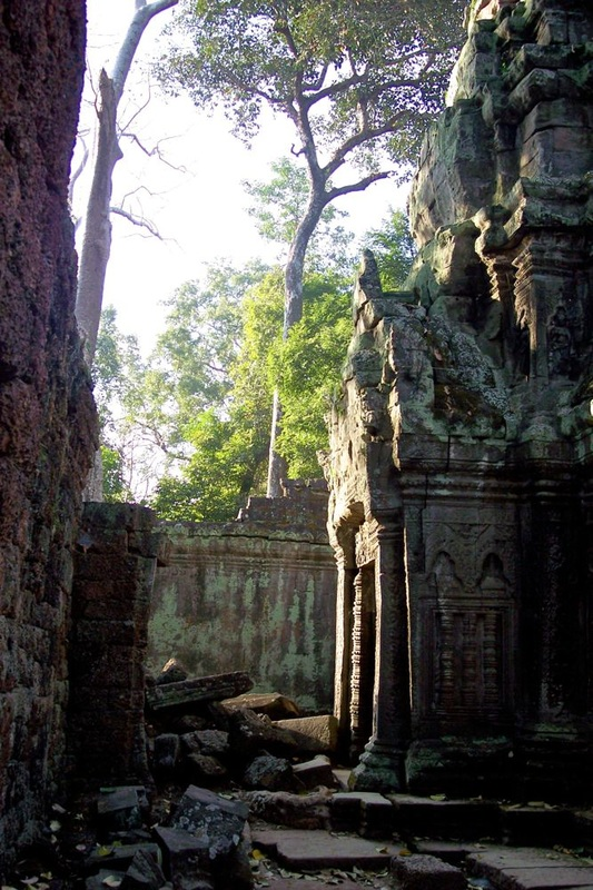 Ta Phrom in the Morning