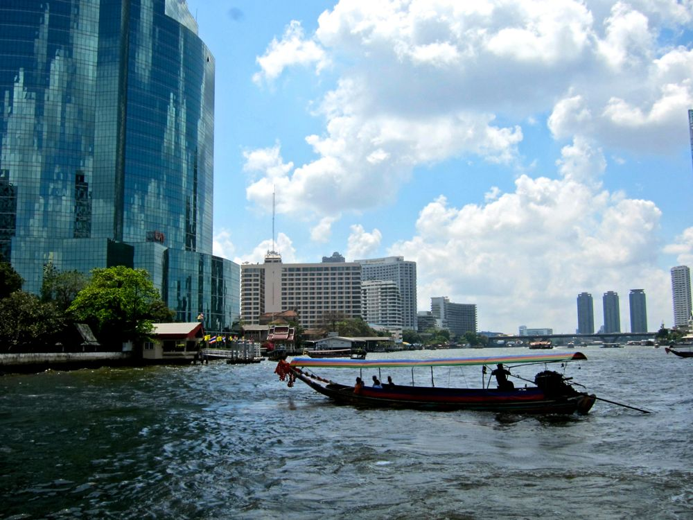 Development in Chao Phraya