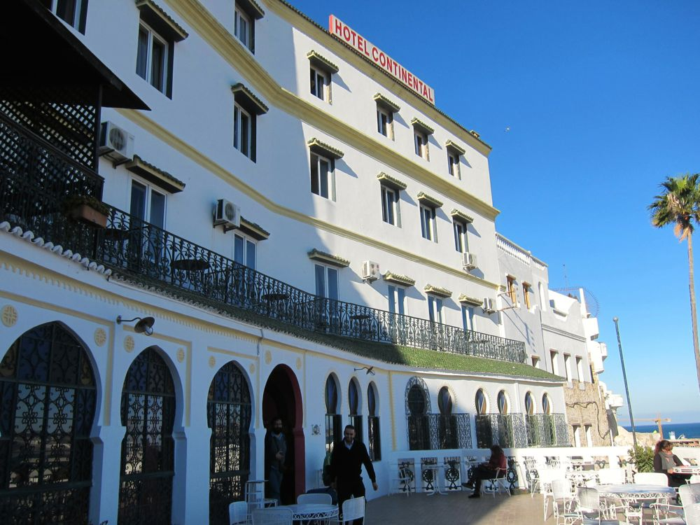 Continental Hotel in Tangier