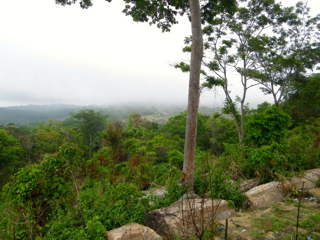 The Area Around Preah Vihear