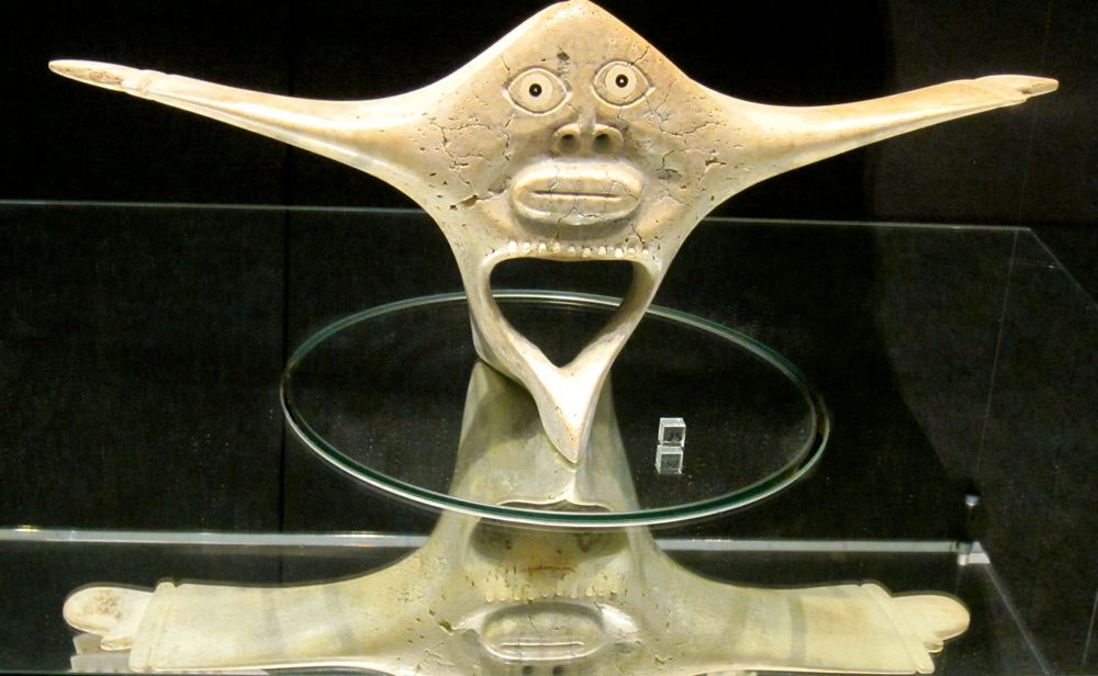 The Shaman - Inuit Art