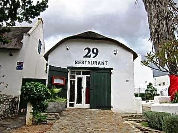 Where to Eat in Tulbagh