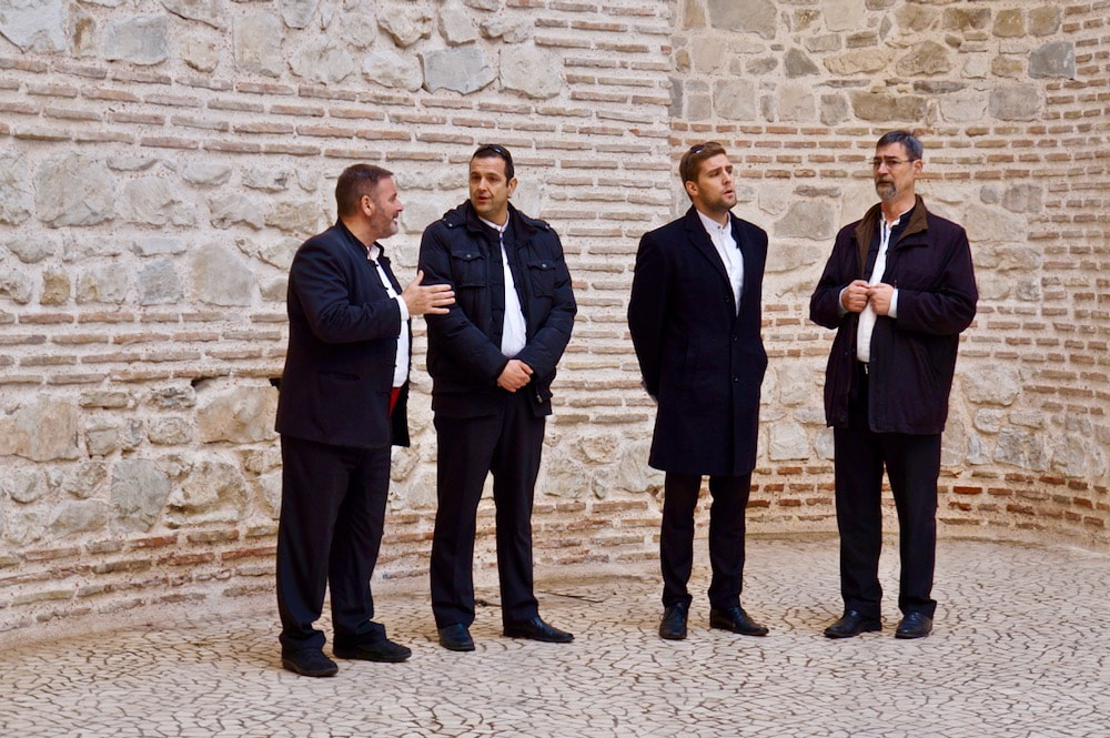 The Dalmatian Klapa Group